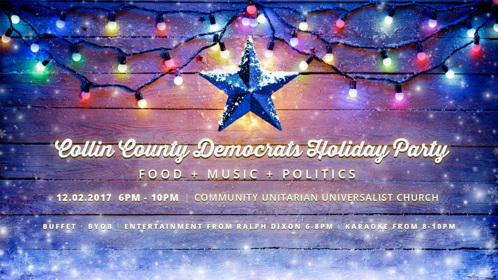 CCDP 2017 Holiday Party