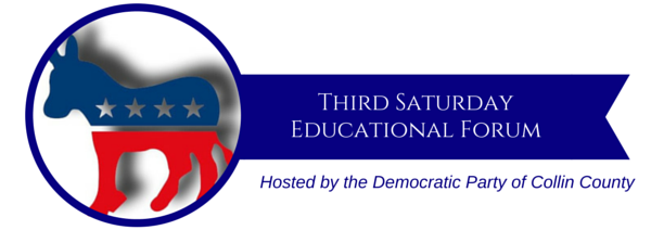 Meet Our Candidates! At the Third Saturday Education Forum November 21