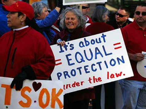 EQUAL PROTECTION UNDER THE LAW IS IMPORTANT