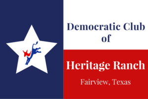 Democratic Club of Heritage Ranch Candidate Forum