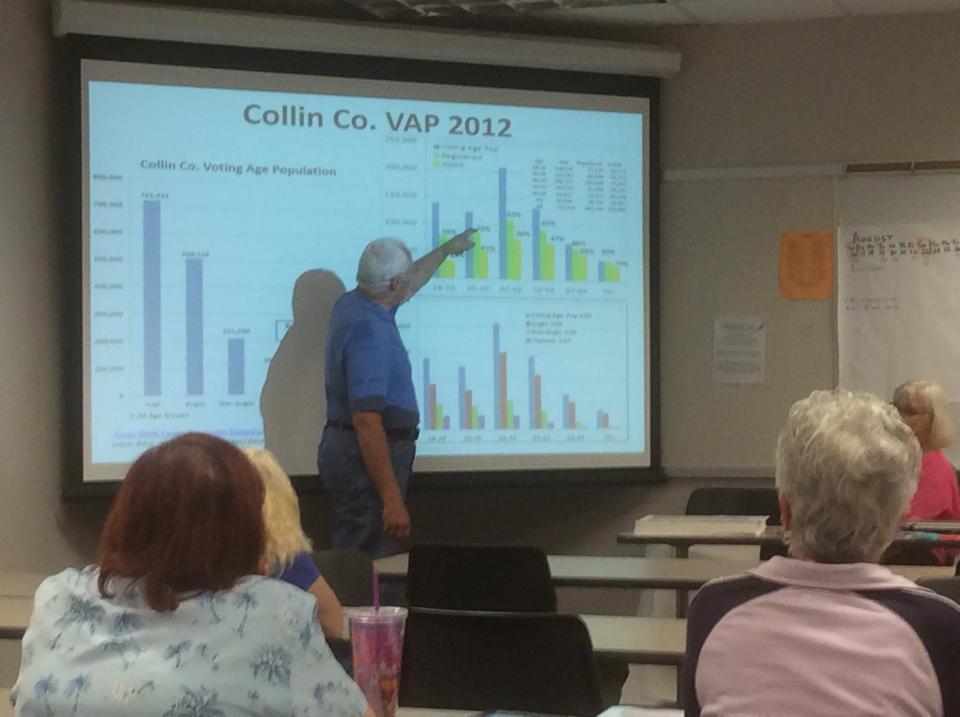 Micahel handley Explaining Collin County Politics 8 16 2014
