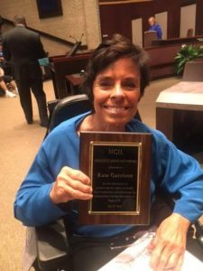 Encore! Encore! Plano City Council Recognizes CCDWD President Kate Garrison