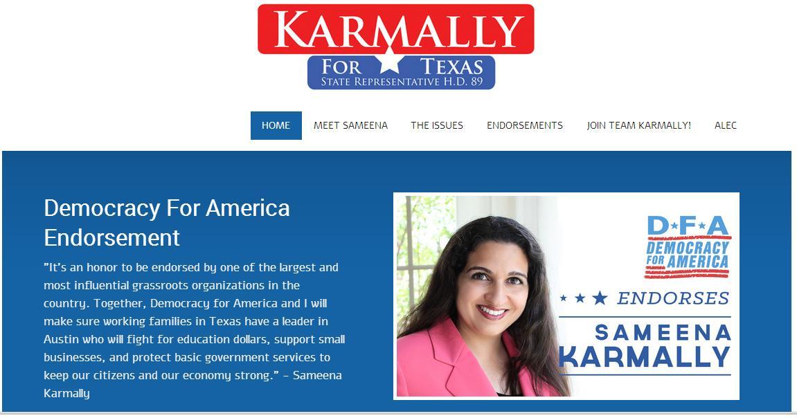Sameena Web Page