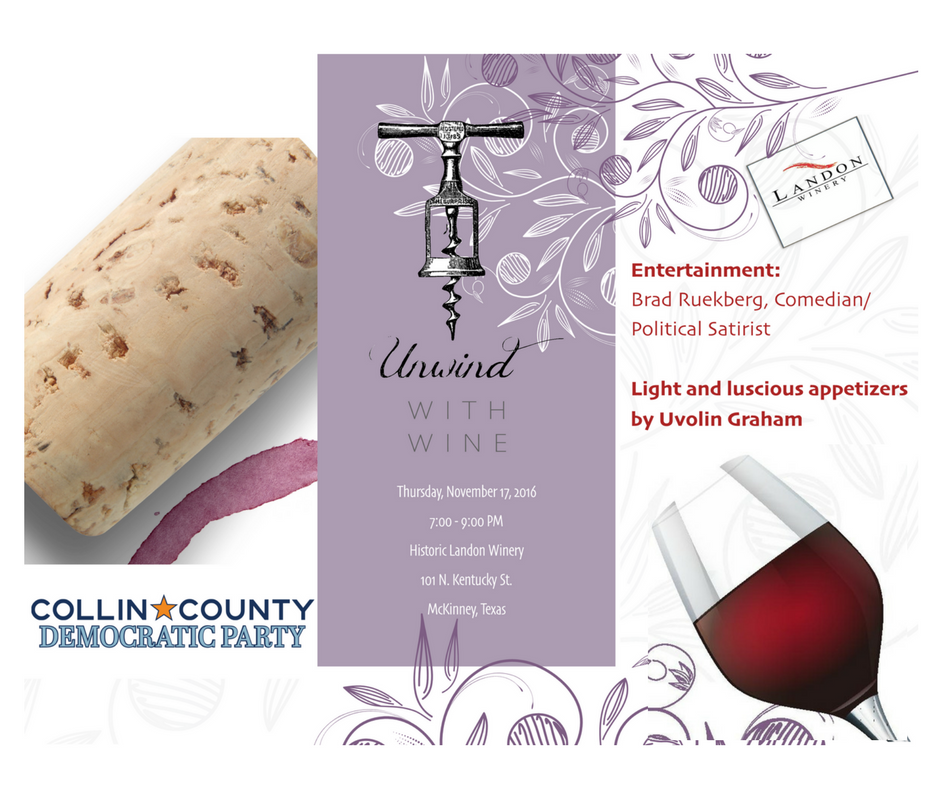 Unwind with Wine Fall Fundraiser