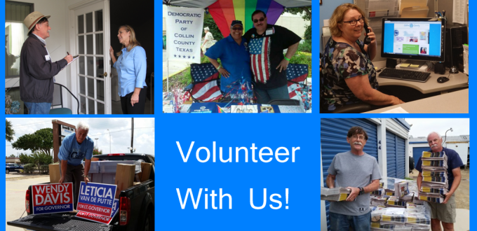 Volunteer Collage