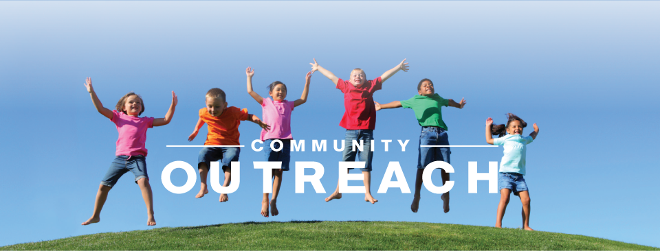 Interested in Community Outreach?