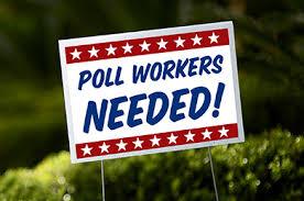 Election Volunteers Needed