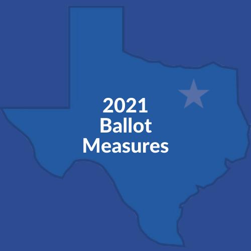 2021 Ballot Measures