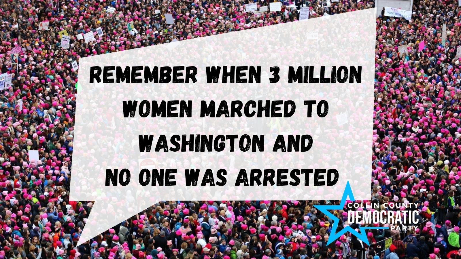 3 Million Women March