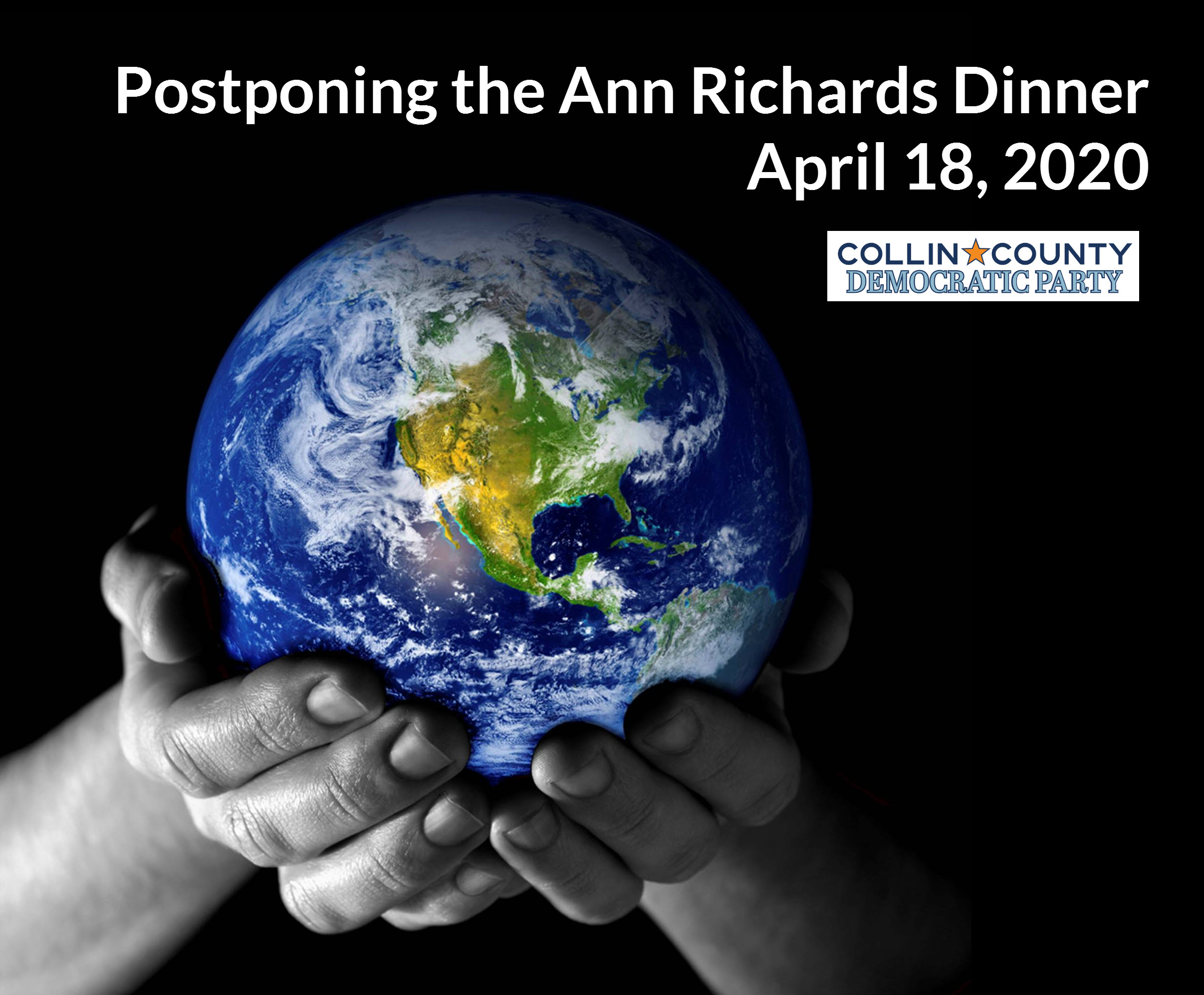 Ann Richards Dinner postponed 2020