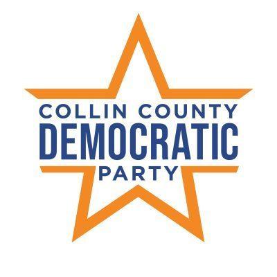 Collin County Democratic Party Logo