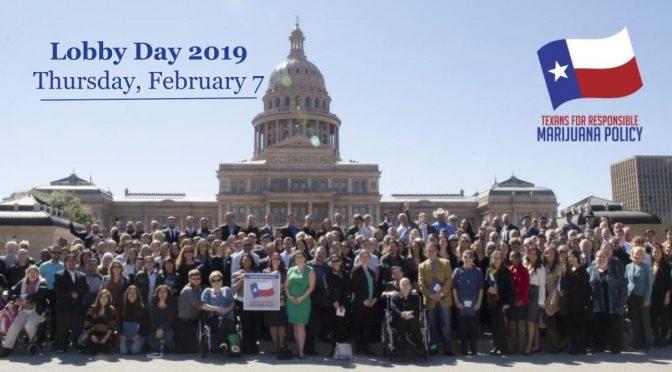 Marijuana Lobby Day 2019