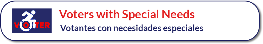 Voters with Special Needs