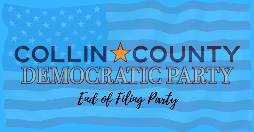 CCDP End of Filing Party