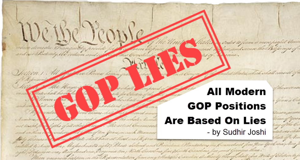 GOP Lies Part 3 - Smart Government