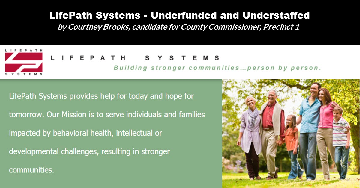LifePath Systems Underfunded