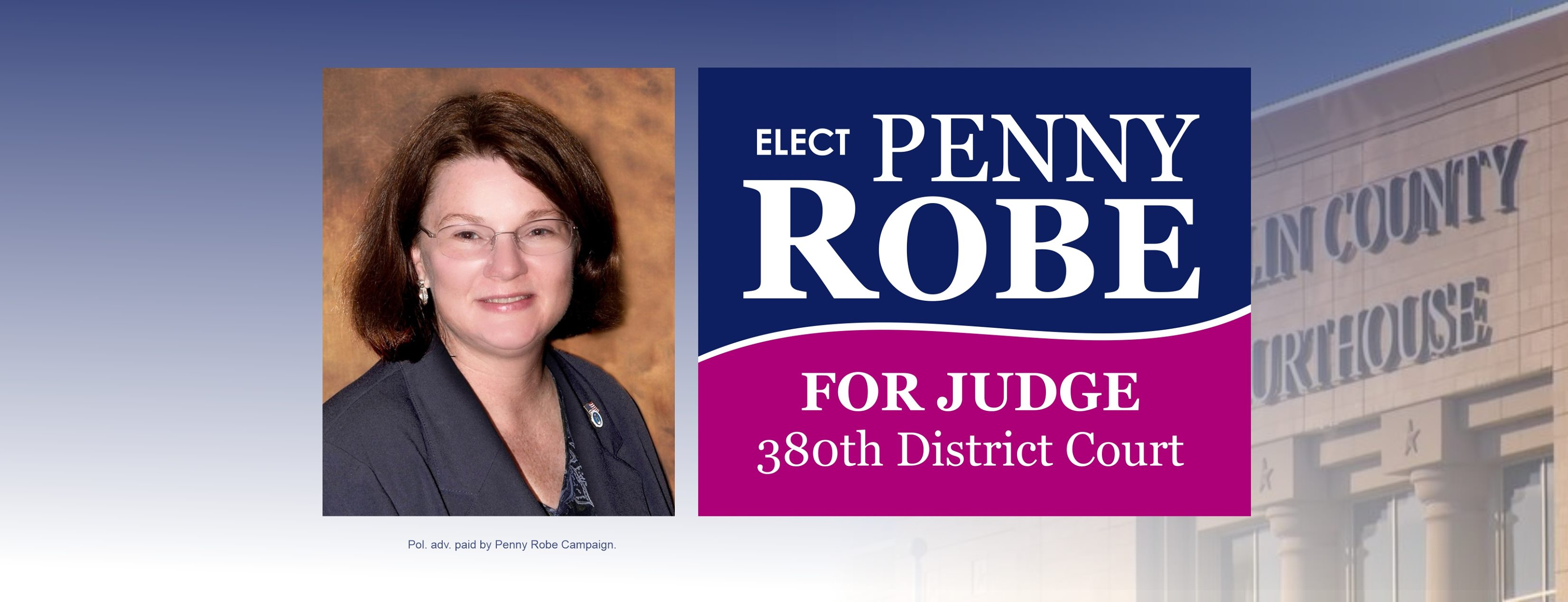 Penny Robe for Judge