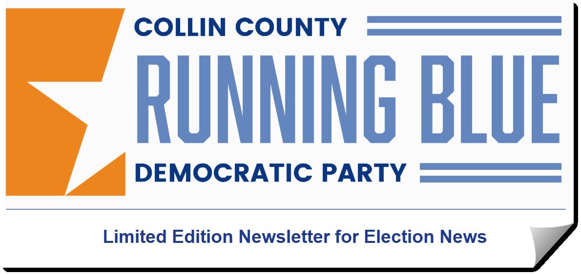 Click here for Running Blue newsletter