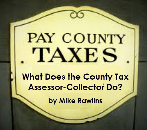 What does Tax Assessor Do?
