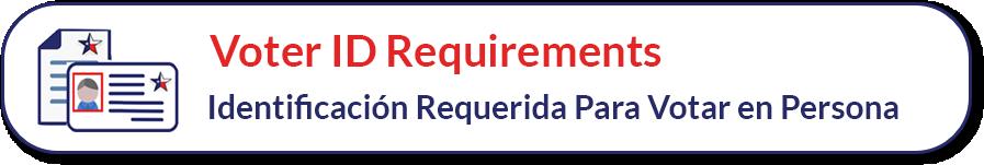 Voter ID Information Button