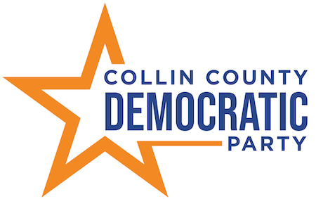 Collin County Democratic Party Logo