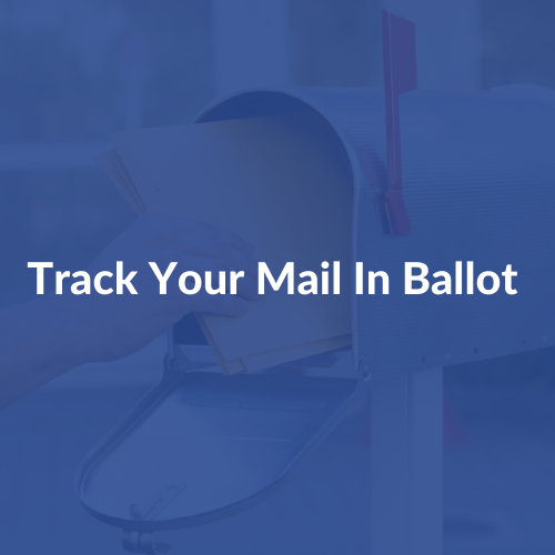 track mail in ballot
