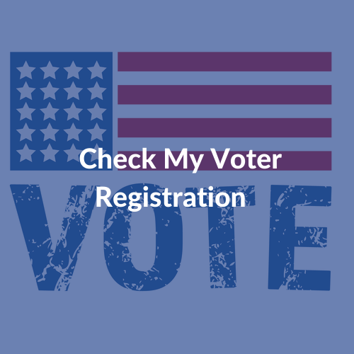 Check my voter registration