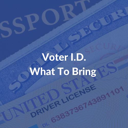 Voter I.D.
